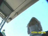 Up764# Upskirt video