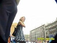 Up775# Upskirt video