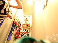 Sp2027# Spying on young girls is always very exciting. At this time, we do it in the fitting room. T
