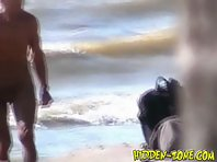 Nu439# Voyeur video from nude beach