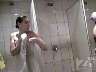 Sh1779# In front of the lens of the hidden camera there are many different women. Thick and thin, wi