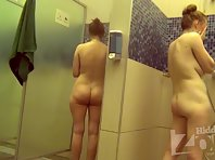 Sh1548# Our agents carried into the women's shower Hidden cam shower. Women of nothing guess. The