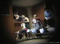 Lo321# Voyeur video from locker room