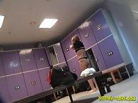 Lo489# Voyeur video from locker room