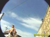 Up645# Upskirt video