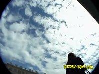 Up1124# Upskirt video