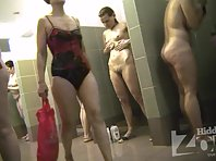 Sh2013# The most successful video is obtained when there are a lot of women in the shower. Eyes run