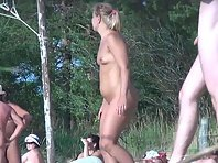 Nu2047# We continue to watch the nude beach. All the girls with good tits and slender figures. To lo