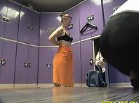 Lo507# Voyeur video from locker room