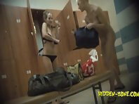 Lo1036# Voyeur video from locker room