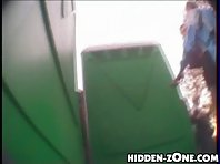 Wc457# Voyeur video from toilet