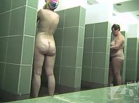 Sh1997# The hidden camera in the women's shower is an excellent thing! We see everything that happen