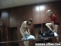 Lo174# Voyeur video from locker room