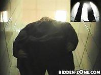 Wc48# Voyeur video from toilet