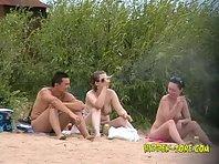 Nu579# Voyeur video from nude beach