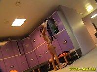 Lo479# Voyeur video from locker room