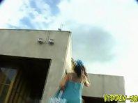 Up473# Upskirt video