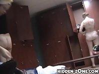 Lo194# Voyeur video from locker room