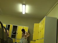 Lo1326# In this video, a young woman is beautiful and sexy. Beautiful figure, big boobs, so you al