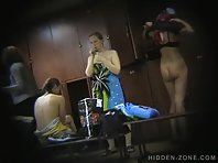 Lo317# Voyeur video from locker room