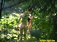 Nu686# Voyeur video from nude beach