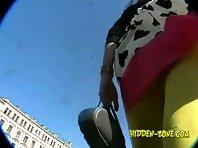 Up751# Upskirt video