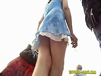 Up1002# Upskirt video