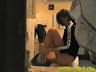 Lo439# Voyeur video from locker room