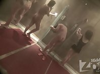 Sh1707# The girls go to bathe, and we continue to watch them. Considering naked women is very exciti