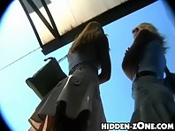 Up278# Upskirt video