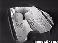 Wc213# Voyeur video from toilet