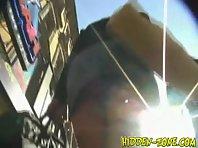 Up445# Upskirt video