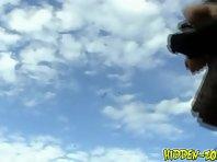 Up471# Upskirt video