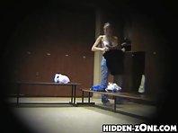 Lo265# Voyeur video from locker room