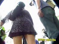 Up737# Upskirt video