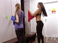 Lo1763# Watch the girls in the locker room a lot of fun. We can do this thanks to our hidden camera.