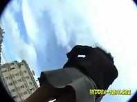 Up752# Upskirt video
