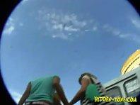 Up647# Upskirt video