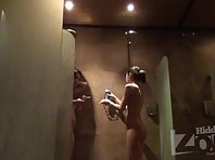 Sh1749# The hidden camera changes the camera angle and takes good close-ups. Women are completely un