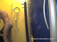 Pv403# Slim girl sunbathes without removing her panties. Our operator is behind the mirror and fi