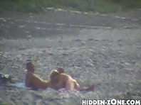 Nu56# Voyeur video from nude beach