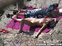 Nu239# Voyeur video from nude beach