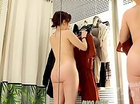 Sp2440# Voyeur video from spy cam.