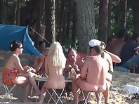 Nu1391# Sun air and water are good for health. And if the company you naked friends, among whom yo
