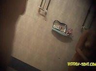 Sh774# Voyeur video from shower