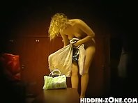 Lo313# Voyeur video from locker room