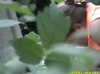 Wc787# Voyeur video from toilet