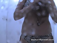 Pv409# Woman with big tits and hairy by a pussy disguises swimsuit. Our cameraman filmed on hidde