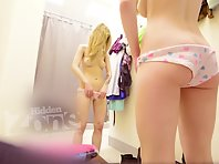 Sp2267# A hidden camera in the fitting room gives us many pleasant minutes. Large and general plans