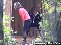Wc179# Voyeur video from toilet